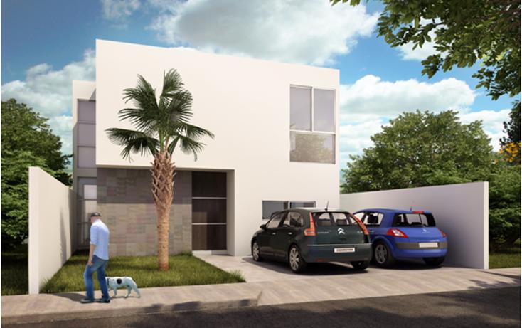 Foto de casa en venta en  , chuburna de hidalgo, mérida, yucatán, 1141233 No. 01