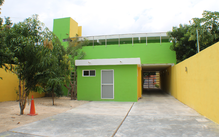 Foto de departamento en renta en  , chuburna de hidalgo, mérida, yucatán, 1165621 No. 07