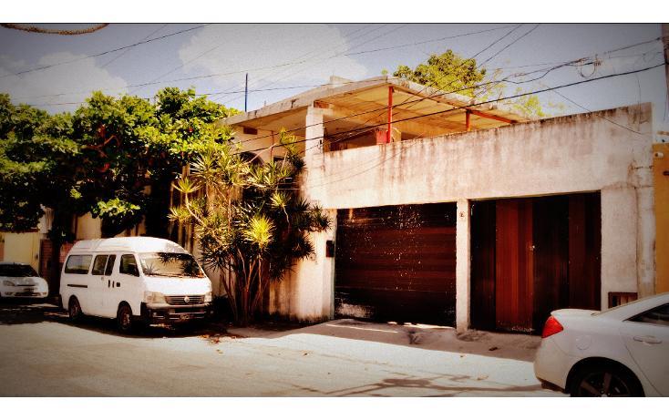 Foto de casa en venta en  , chuburna de hidalgo, mérida, yucatán, 1207051 No. 01
