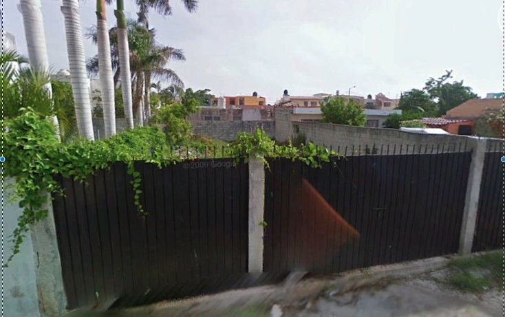 Foto de terreno habitacional en venta en  , chuburna de hidalgo, mérida, yucatán, 1237119 No. 01