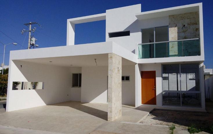 Foto de casa en venta en  , chuburna de hidalgo, m?rida, yucat?n, 1248667 No. 01