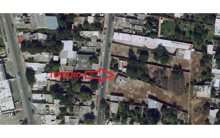 Foto de terreno comercial en venta en  , chuburna de hidalgo, m?rida, yucat?n, 1254941 No. 01