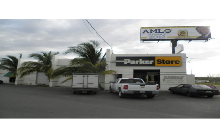 Foto de nave industrial en renta en  , chuburna de hidalgo, mérida, yucatán, 1271693 No. 01