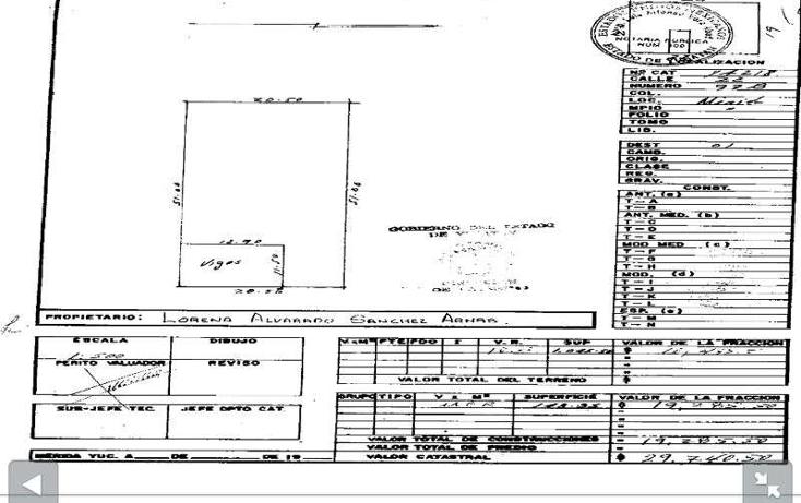 Foto de casa en venta en  , chuburna de hidalgo, m?rida, yucat?n, 1272817 No. 08