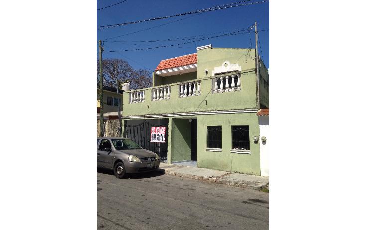 Foto de casa en venta en  , chuburna de hidalgo, mérida, yucatán, 1289135 No. 01