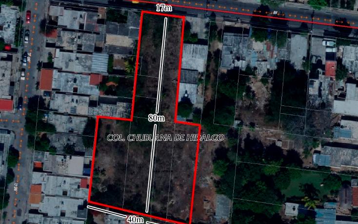 Foto de terreno comercial en venta en  , chuburna de hidalgo, mérida, yucatán, 1327867 No. 01