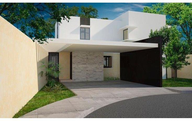 Foto de casa en venta en  , chuburna de hidalgo, mérida, yucatán, 1328369 No. 01
