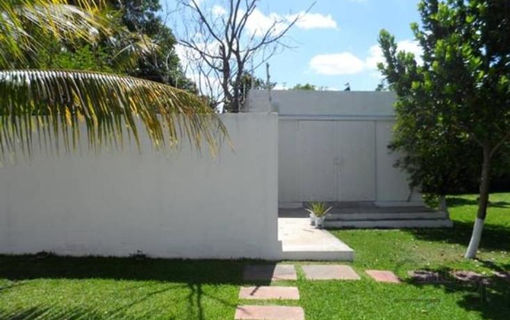 Foto de casa en venta en  , chuburna de hidalgo, mérida, yucatán, 1401909 No. 25