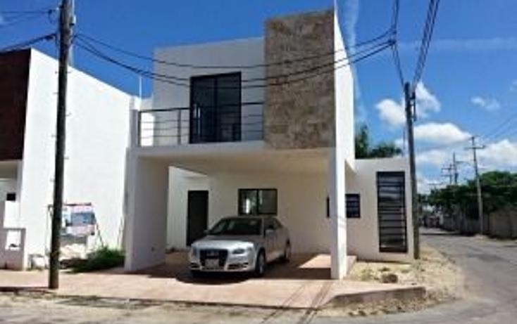 Foto de casa en venta en  , chuburna de hidalgo, mérida, yucatán, 1423853 No. 01