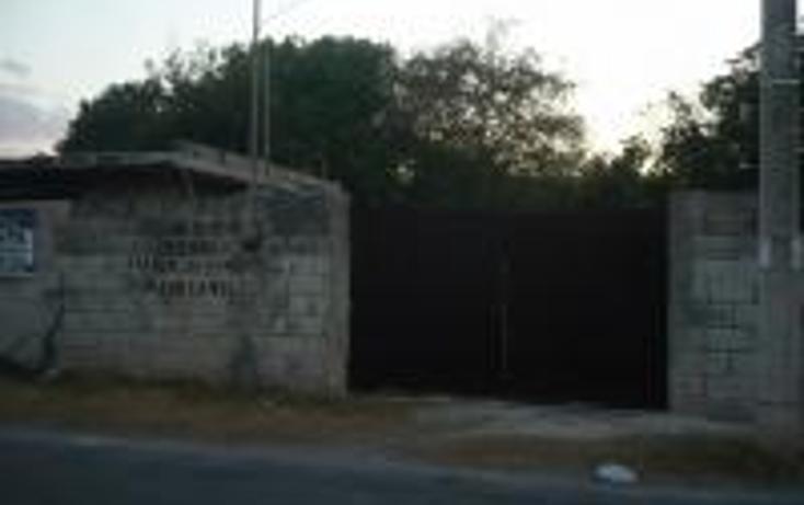 Foto de terreno habitacional en venta en  , chuburna de hidalgo, m?rida, yucat?n, 1443897 No. 01