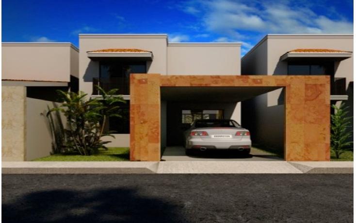 Foto de casa en venta en  , chuburna de hidalgo, mérida, yucatán, 1489359 No. 01