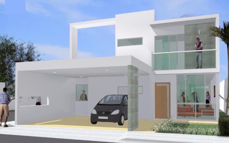 Foto de casa en venta en  , chuburna de hidalgo, m?rida, yucat?n, 1556850 No. 01