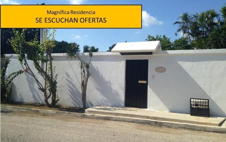 Foto de casa en venta en  , chuburna de hidalgo, mérida, yucatán, 1566484 No. 01