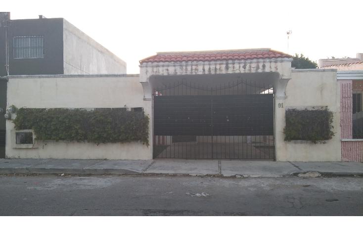 Foto de casa en venta en  , chuburna de hidalgo, m?rida, yucat?n, 1637698 No. 01