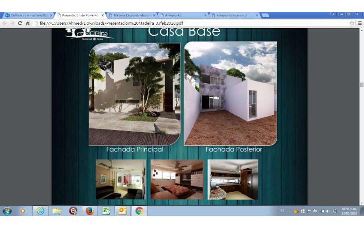 Foto de casa en venta en  , chuburna de hidalgo, m?rida, yucat?n, 1660008 No. 01