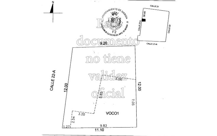 Foto de casa en venta en  , chuburna de hidalgo, mérida, yucatán, 1661362 No. 10