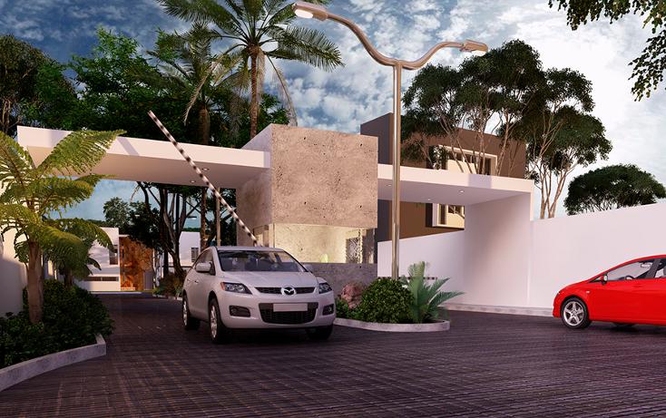 Foto de casa en venta en  , chuburna de hidalgo, m?rida, yucat?n, 1662092 No. 02