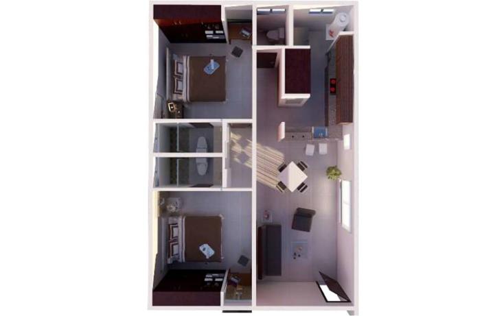 Foto de departamento en venta en  , chuburna de hidalgo, m?rida, yucat?n, 1663342 No. 03