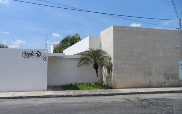 Foto de casa en venta en  , chuburna de hidalgo, mérida, yucatán, 1719322 No. 01
