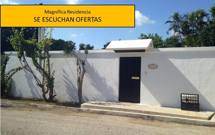 Foto de casa en venta en  , chuburna de hidalgo, mérida, yucatán, 1719552 No. 01