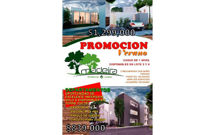 Foto de casa en venta en  , chuburna de hidalgo, mérida, yucatán, 1719988 No. 01