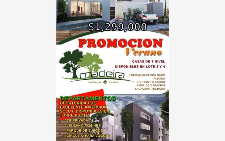 Foto de casa en venta en  , chuburna de hidalgo, mérida, yucatán, 1731052 No. 01