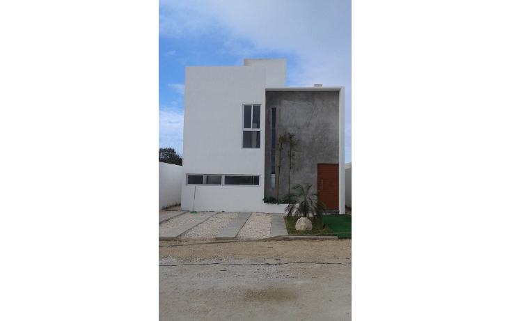 Foto de casa en venta en  , chuburna de hidalgo, m?rida, yucat?n, 1732306 No. 01