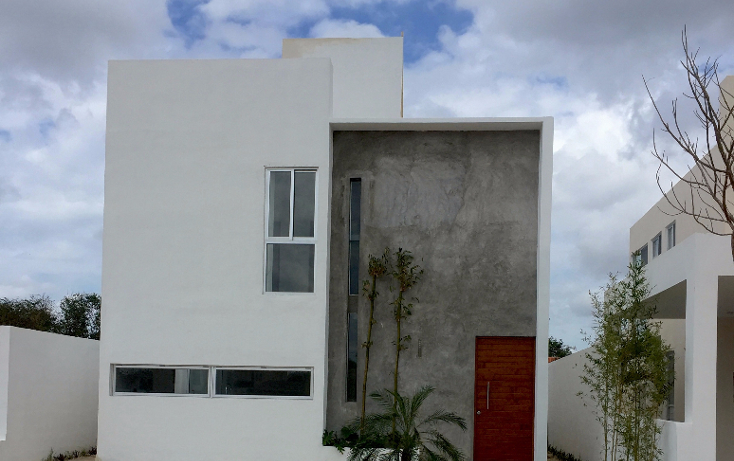 Foto de casa en venta en  , chuburna de hidalgo, mérida, yucatán, 1747038 No. 01