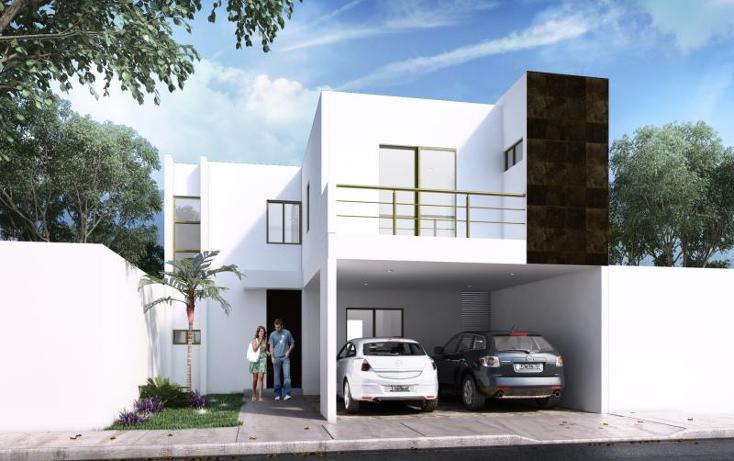 Foto de casa en venta en  , chuburna de hidalgo, m?rida, yucat?n, 1761188 No. 01