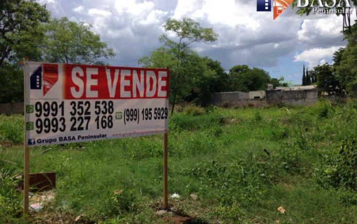 Foto de terreno habitacional en venta en, chuburna de hidalgo, mérida, yucatán, 1768114 no 02