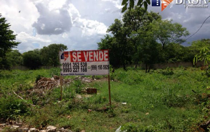 Foto de terreno habitacional en venta en, chuburna de hidalgo, mérida, yucatán, 1768114 no 03