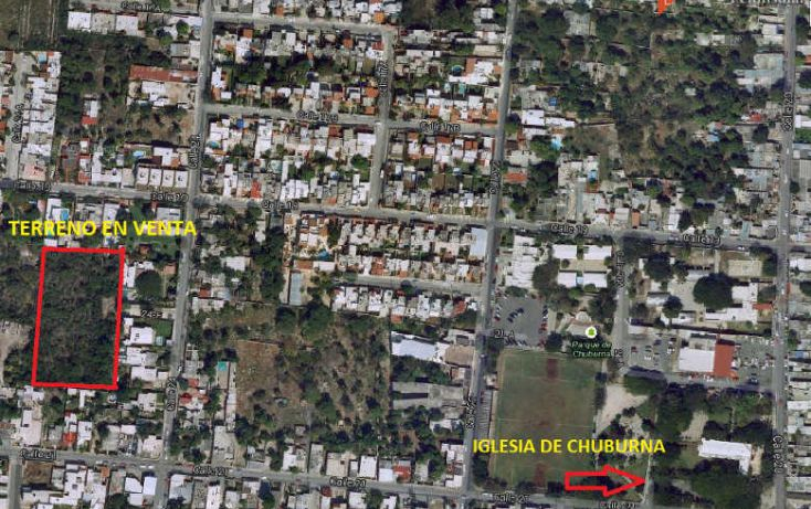 Foto de terreno habitacional en venta en, chuburna de hidalgo, mérida, yucatán, 1768114 no 10