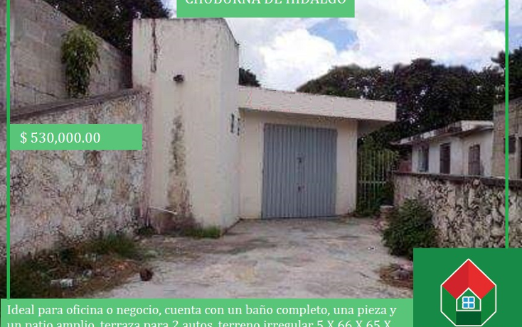 Foto de local en venta en  , chuburna de hidalgo, mérida, yucatán, 1772330 No. 01