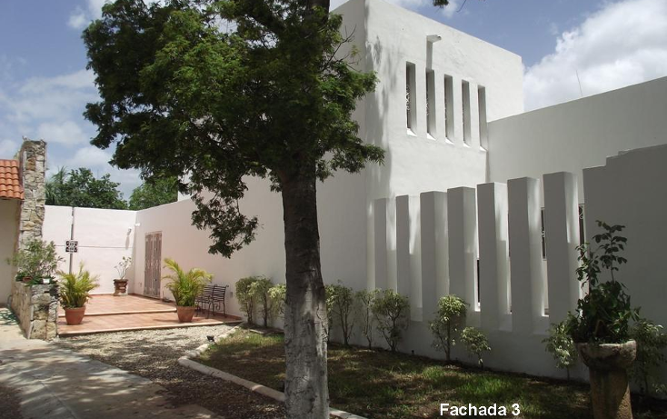 Foto de casa en venta en  , chuburna de hidalgo, mérida, yucatán, 1811814 No. 01
