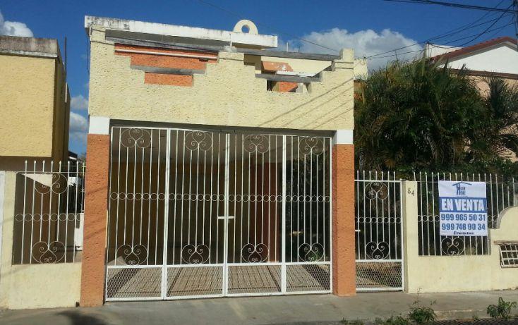 Foto de casa en venta en, chuburna de hidalgo, mérida, yucatán, 1834032 no 01