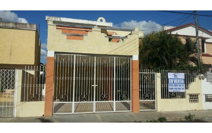 Foto de casa en venta en  , chuburna de hidalgo, mérida, yucatán, 1834032 No. 01