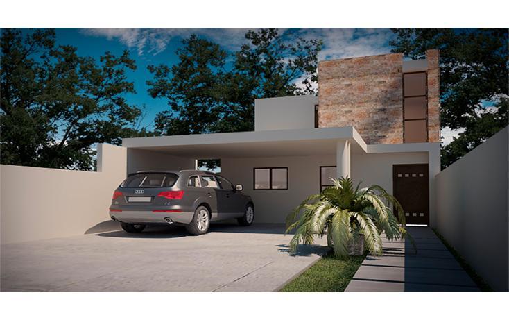 Foto de casa en venta en  , chuburna de hidalgo, mérida, yucatán, 1981614 No. 01
