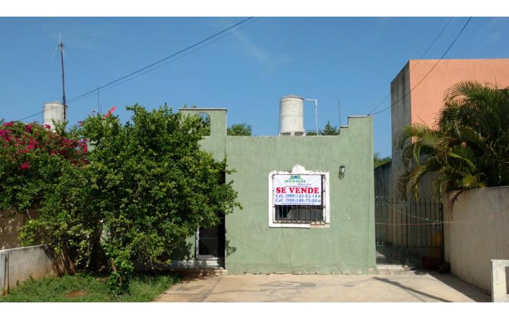 Foto de casa en venta en  , chuburna de hidalgo, m?rida, yucat?n, 1986018 No. 01