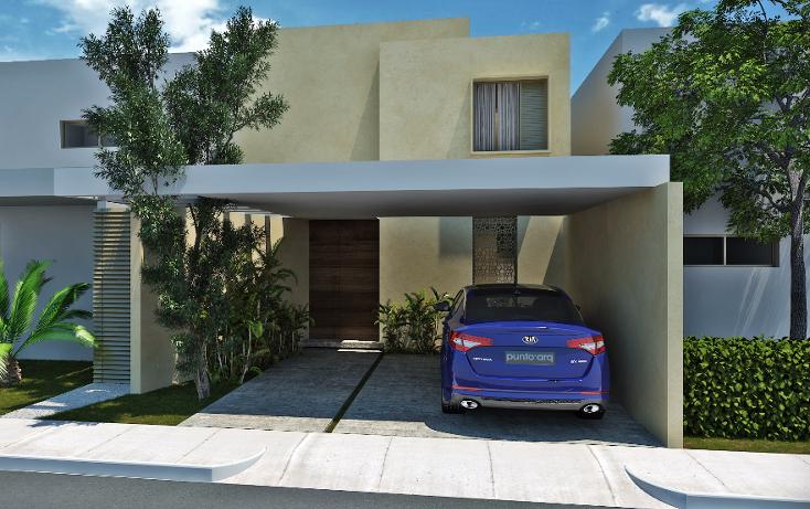 Foto de casa en venta en  , chuburna de hidalgo v, mérida, yucatán, 1260245 No. 01