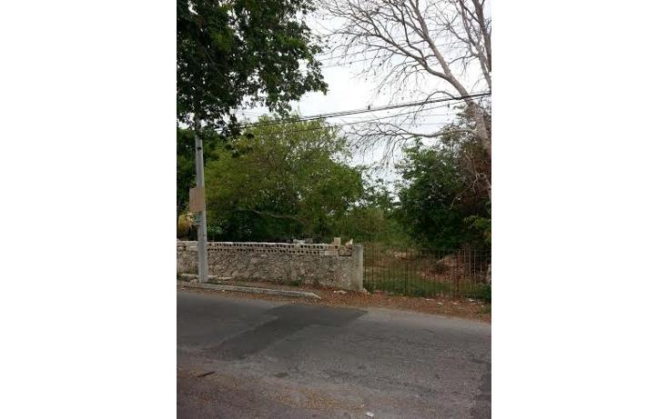 Foto de terreno habitacional en venta en  , chuburna inn, mérida, yucatán, 1507101 No. 02