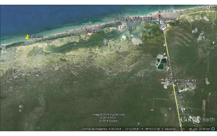 Foto de terreno habitacional en venta en  , chuburna puerto, progreso, yucatán, 1230817 No. 08