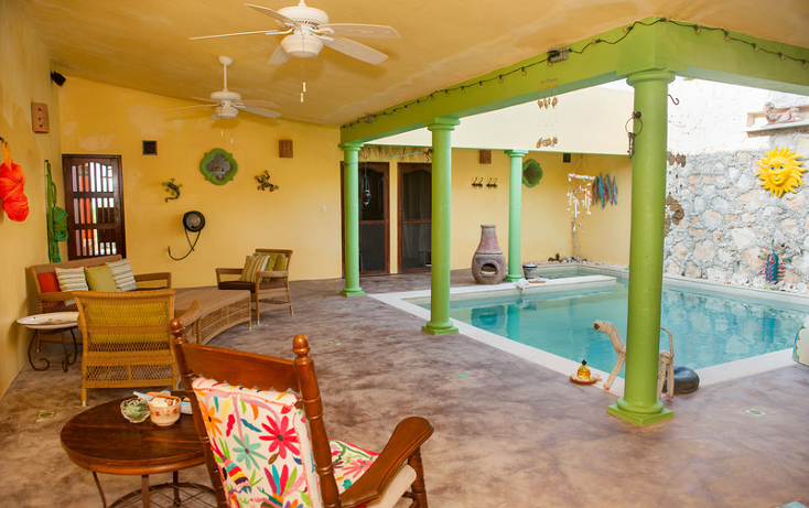 Foto de casa en venta en  , chuburna puerto, progreso, yucatán, 1242629 No. 44