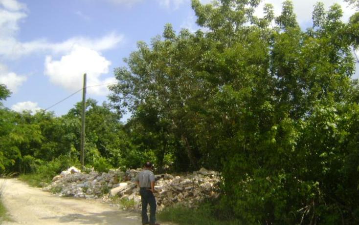 Foto de terreno comercial en venta en chucun nonumber, alfredo v bonfil, benito ju?rez, quintana roo, 1386385 No. 01