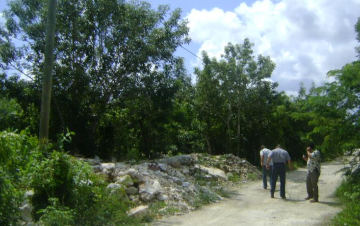 Foto de terreno comercial en venta en chucun nonumber, alfredo v bonfil, benito ju?rez, quintana roo, 1386385 No. 03