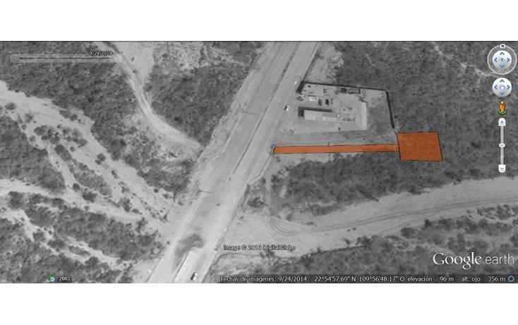 Foto de terreno comercial en venta en  , chula vista, los cabos, baja california sur, 1584066 No. 02