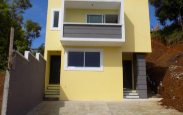 Foto de casa en venta en chulavista 13, represa del carmen, xalapa, veracruz de ignacio de la llave, 2699304 No. 01