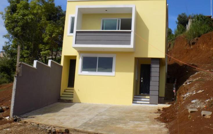 Foto de casa en venta en chulavista 13, represa del carmen, xalapa, veracruz de ignacio de la llave, 2699304 No. 02
