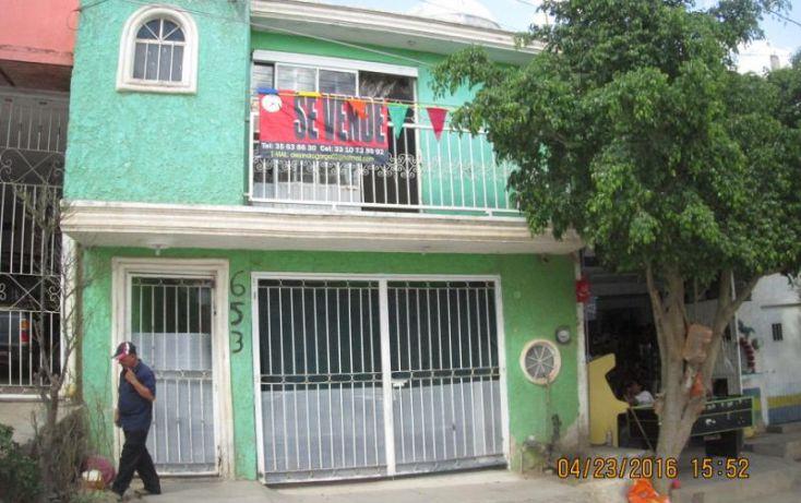 Foto de casa en venta en chulavista 356, el refugio, san pedro tlaquepaque, jalisco, 1815672 no 01