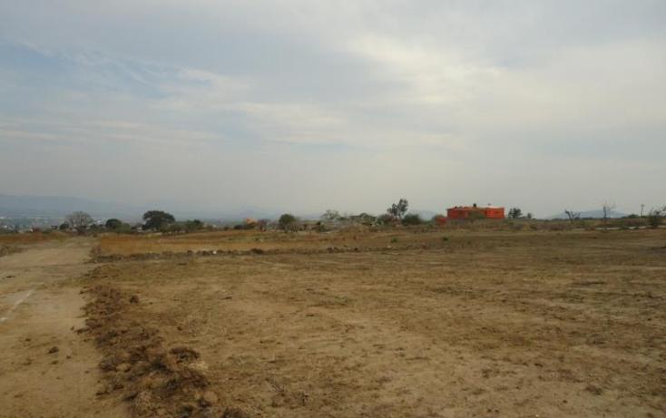 Foto de terreno habitacional en venta en . ., chulavista, cuernavaca, morelos, 1788224 No. 01