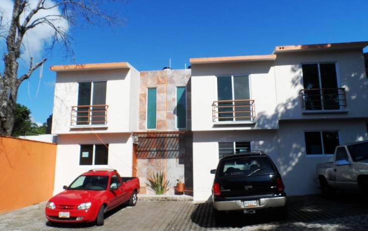 Foto de casa en venta en  , chulavista, cuernavaca, morelos, 393611 No. 01